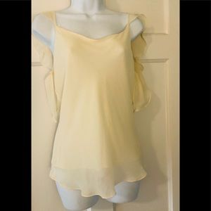 Sexy, flowy Max Studio spring top, great condition